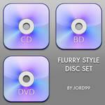 Flurry Style Set 3 - Discs by jord99