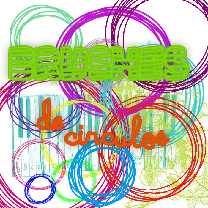 Pinceles en circulo. by JaavyBelieber