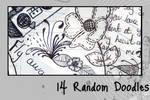 14 Random Doodles