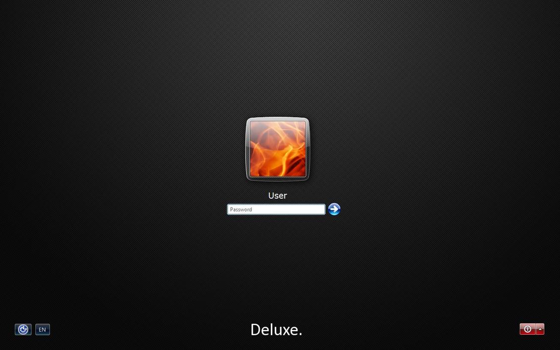 Deluxe. by einfachnurbastian