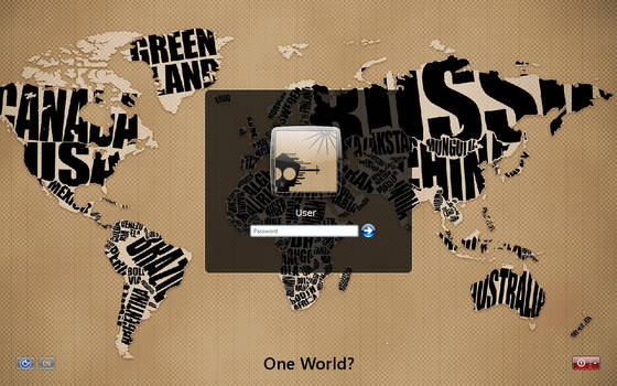 One World?