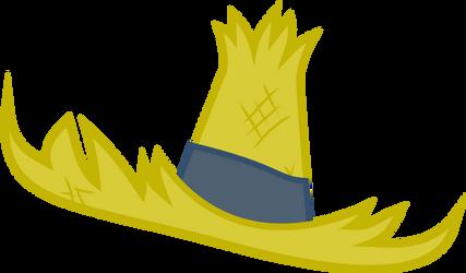 Straw Hat by Bradel-Bound