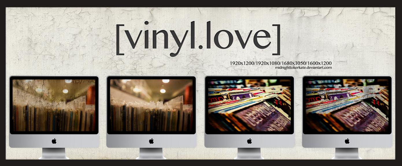 Vinyl Love Pack by midnighttokerkate