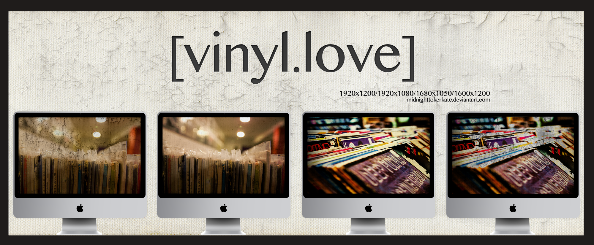 Vinyl Love Pack by midnighttokerkate