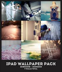 iPad Wallpaper Pack by midnighttokerkate