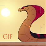 Cobra Jafar's Journey Animation