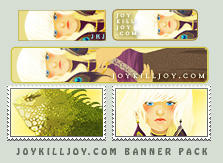 JKJ Banners by magaly