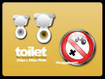 Boggy Toilet Dock Icon