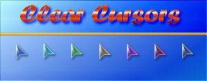 Clear Cursors