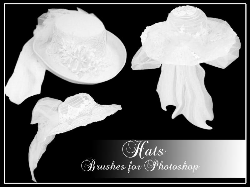 Hats brushes by mmebuterfly
