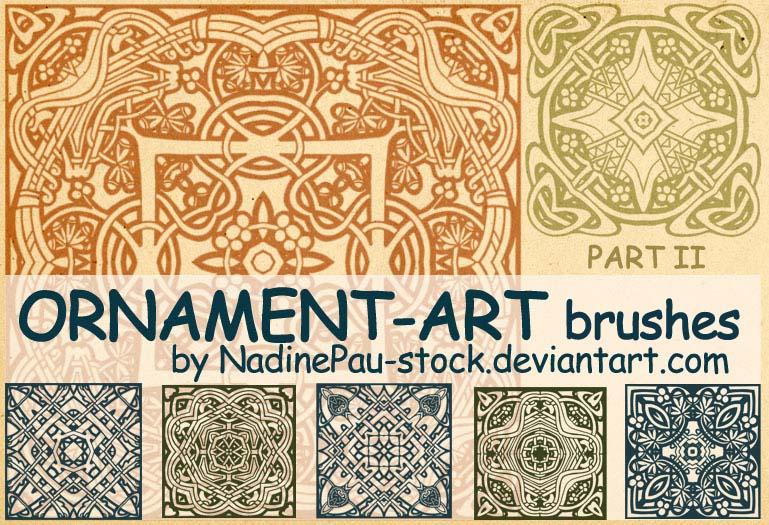 Ornament art part II