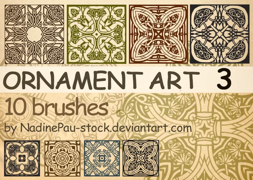 Ornament art -  part 3