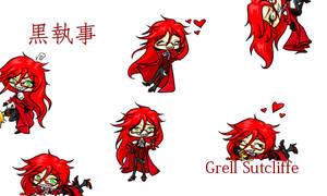 Grell Shimeji