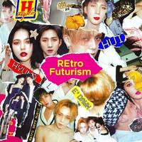 Triple H - REtro Futurism by Akari-Airi-12