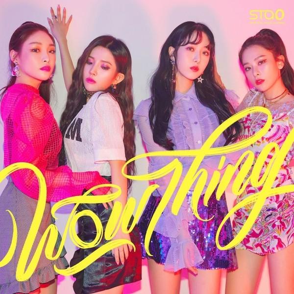 SEULGI, SinB, Chung Ha, Soyeon - Wow Thing by Akari-Airi-12