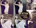 Action. VintagGot.
