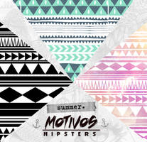 Hipsters - Motivos by coral-m