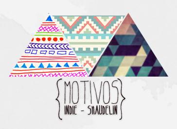 Indie - Motivos by coral-m