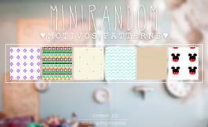 Mini Random - Patterns by coral-m