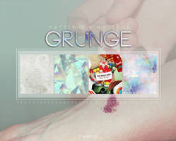 Grunge - Patterns. by coral-m