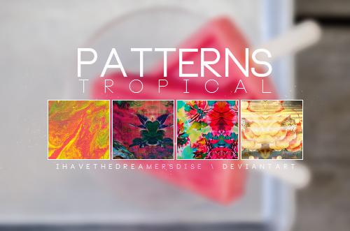 Tropical - .Pat