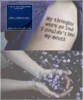 Purple Lies - .Psd by coral-m