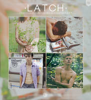 Latch - .Psd by coral-m