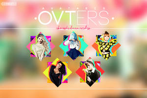 Ovters - Avatars (Free) by coral-m