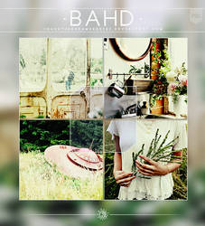 Bahd - .Psd by coral-m