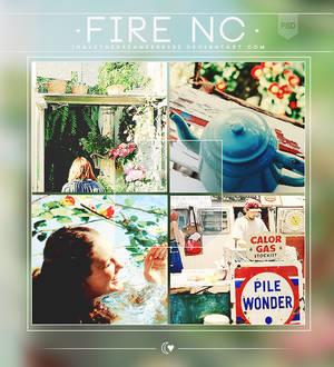 Fire NC -  .Psd
