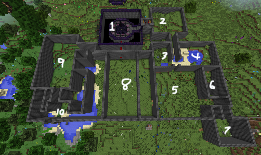 Thaumcraft Alchemy Fortress by DarkFury45 on DeviantArt