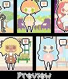 sweet custom icon batch