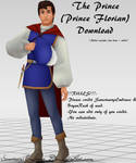 {MMD DOWNLOAD} The Prince (Prince Florian)