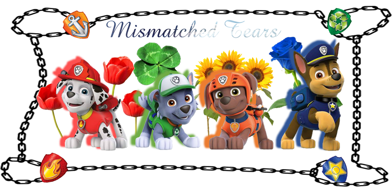 PAW Patrol Fanfic - Mismatched Tears - Chapter 3 by FR519 on