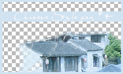 Chinese Style PNG Pack by Carlytay