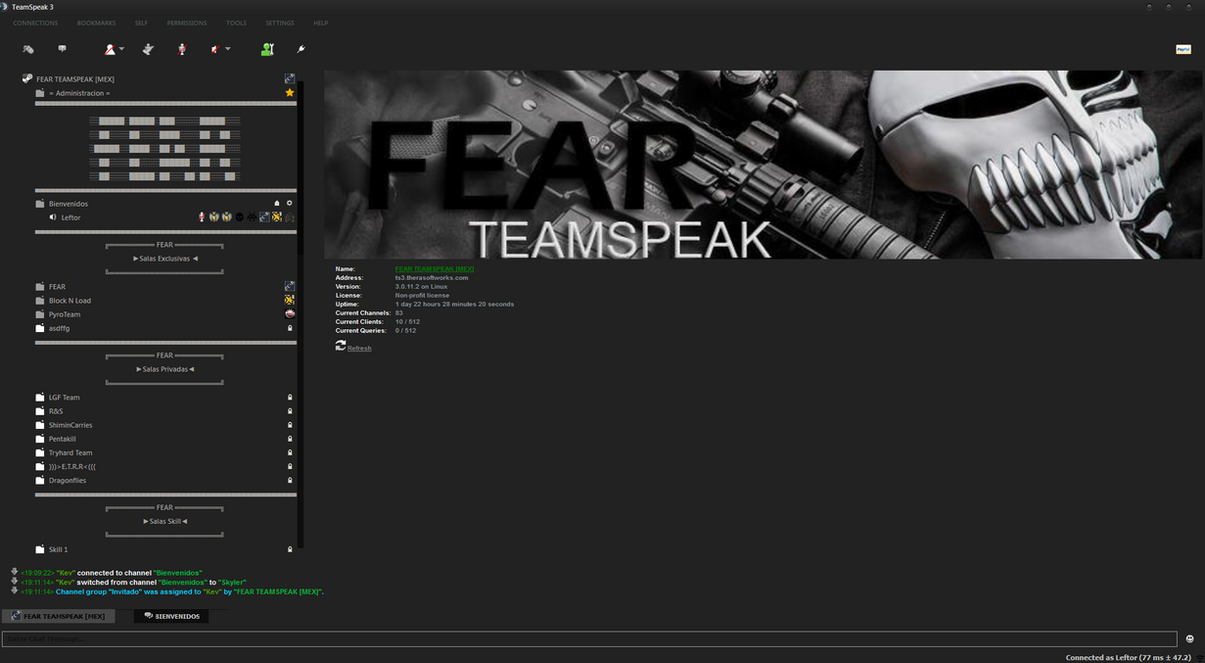 How To Make A Teamspeak 3 Skin Eci Kortingscode