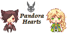 Pandora Hearts Icon Pack by JUS-D
