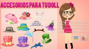 Gorritos para Tus Dolls PNG