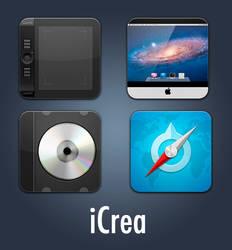 iCrea by draseart