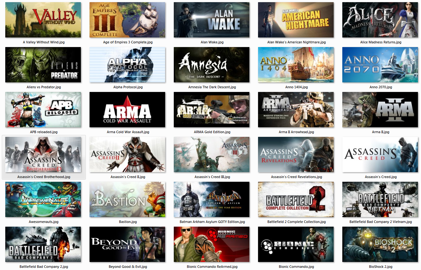 Official Steam Grid Image Collection By Mustkunstn1k On