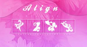 +AlignBrushes by LuGinger