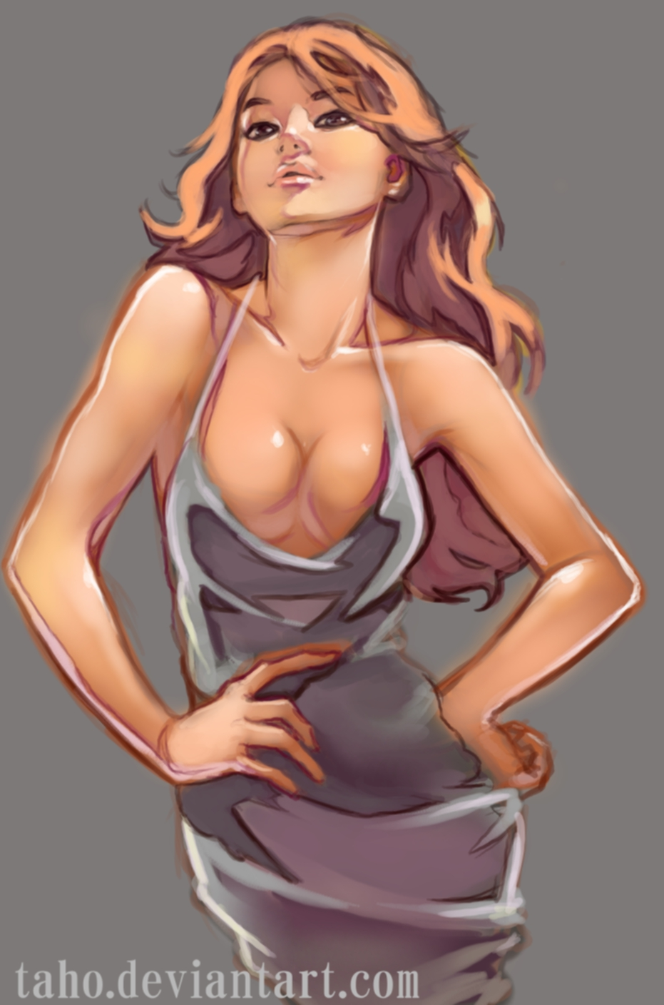 Pin-Up PSD File 1