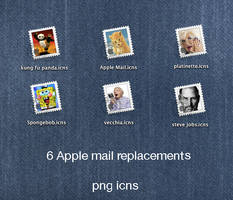 Apple Mail replacements by Alexino94