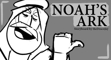 Noah's Ark ANIMATIC by TheDracoJayProduct