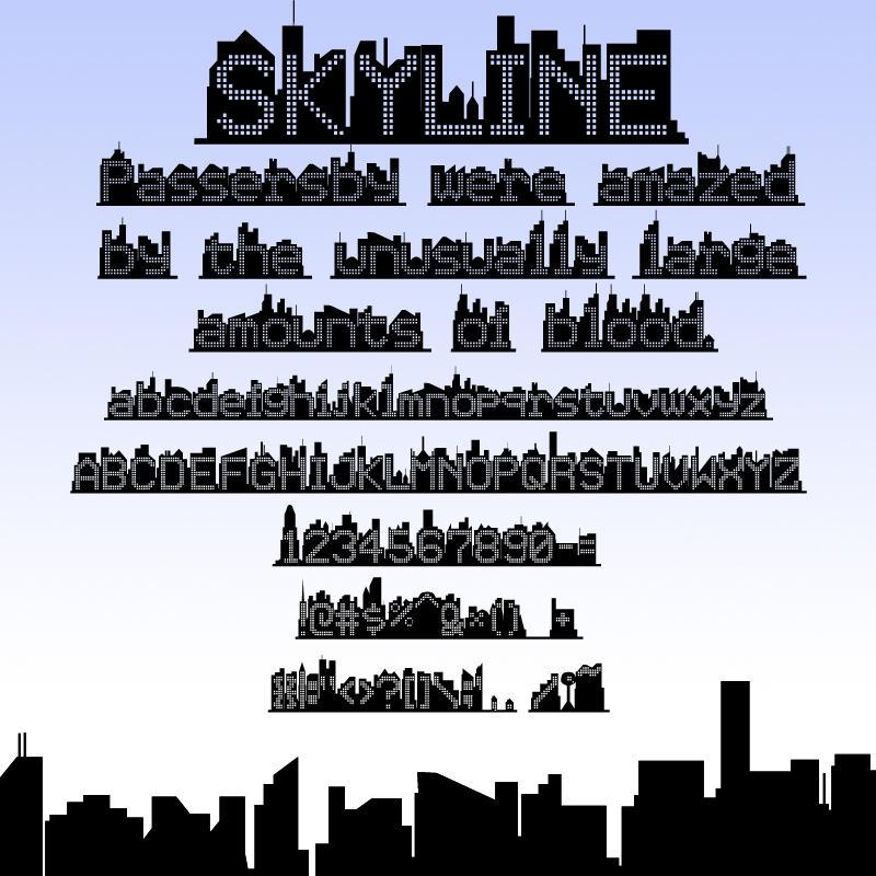 Skyline by jbensch