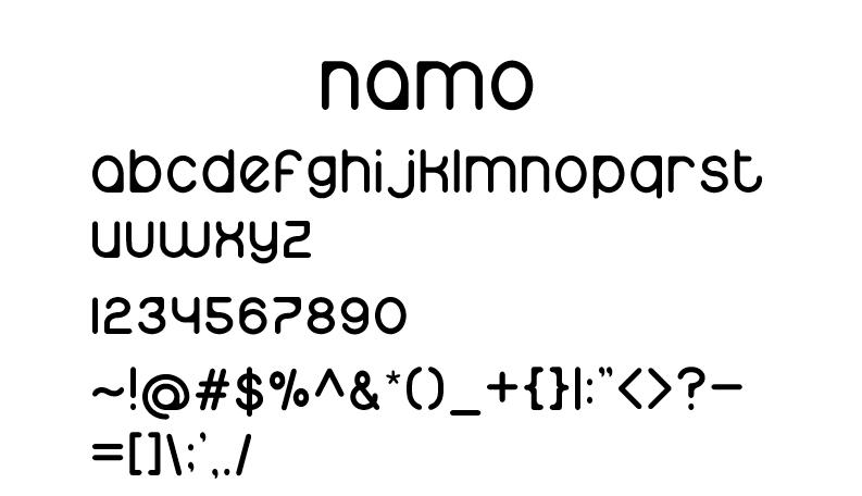 Namo by jbensch