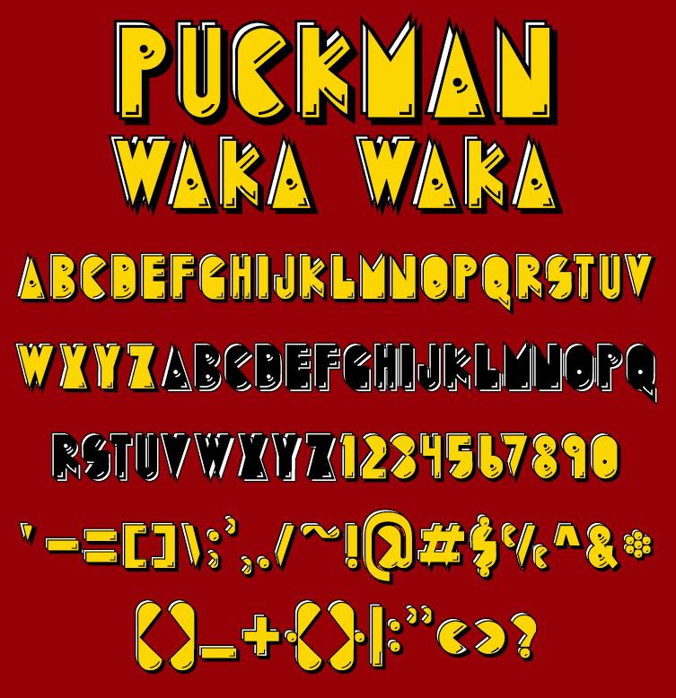 PuckMan by jbensch