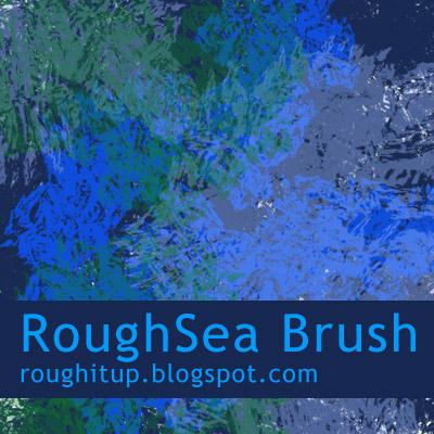 RoughSea Brush by BogusRed