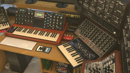 Z Studio 3 Detail by prepass