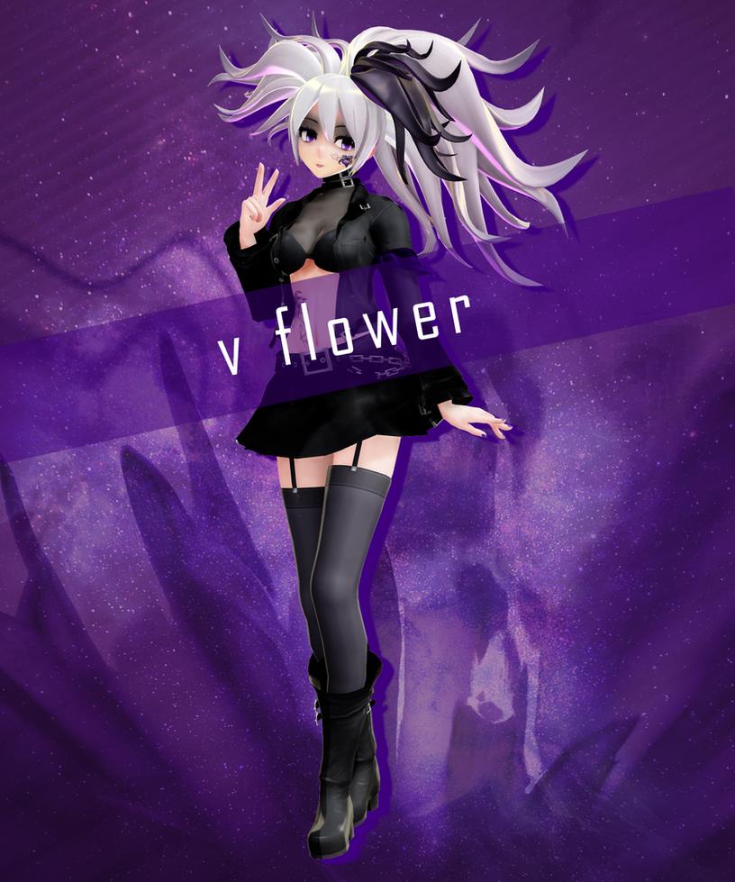 (DL) TDA Punk V Flower by dreamydark
